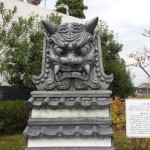 これ知ってた?久留米市城島町は、なぜ鬼瓦のモニュメントがたくさんあるのだろう?
