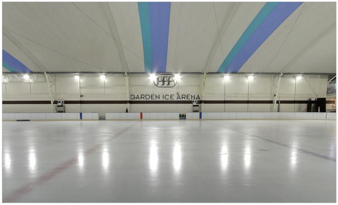 スポガ久留米アイススケート場