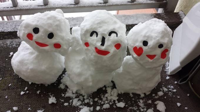 久留米は久しぶりの雪景色!10年に1度の大寒波襲来!?