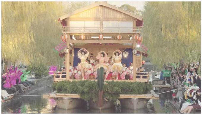 見なきゃ損!「柳川市観光PRビデオ SAGEMON GIRLS(さげもんガールズ)」を公開!