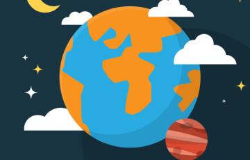 地球に最接近!火星の大観測会 5月28日 久留米市城島ふれあいセンター天文台