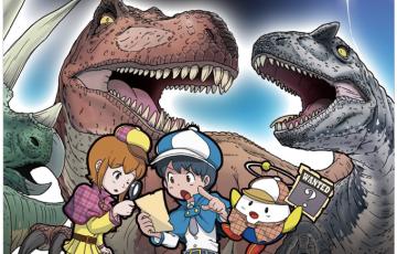 福岡県青少年科学館「恐竜アドベンチャー~真犯人をさがしだせ~」恐竜の特徴や生態にせまる