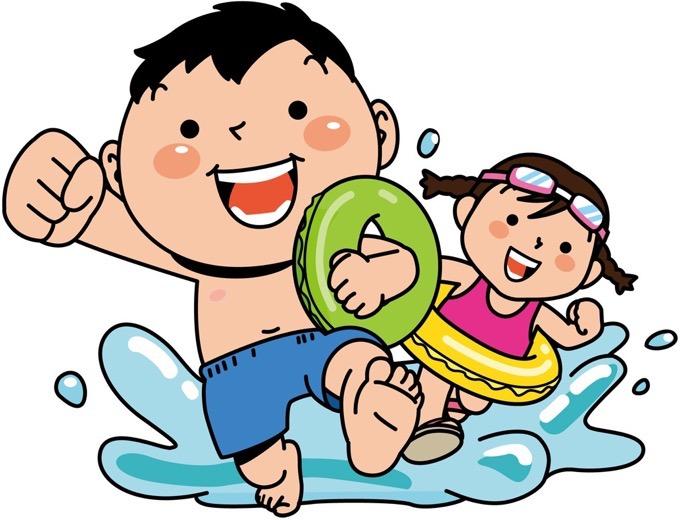 久留米市民流水プール 7月16日(土)オープン!プール入場者は、鳥類センターへ無料で入場もできる!