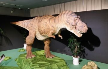大迫力!久留米市 青少年科学館「恐竜アドベンチャー」に行ってきました!