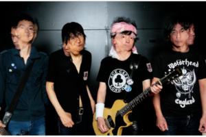 「ザ・クロマニヨンズ」ツアーのファイナル 久留米・石橋文化ホールにて開催!
