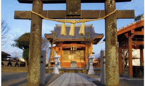 久留米市宮ノ陣 「五郎丸神社 新春初参り」1月3日まで開催