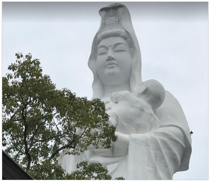 お釈迦様の降誕祭 久留米市「成田山 花まつり」