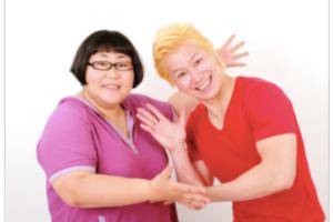 メイプル超合金 お笑いライブイベント!イオンモール大牟田 6周年祭企画で登場!