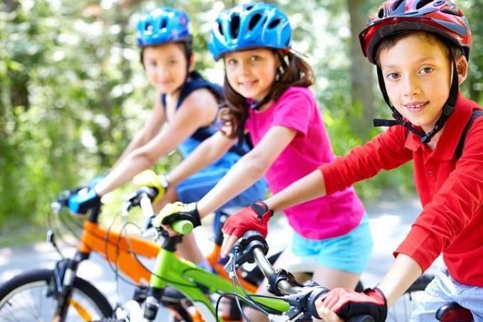 入園無料!自転車で思いっきり楽しもう!久留米サイクルファミリーパーク「こどもの日」