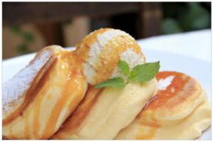 全国で人気のパンケーキカフェ「幸せのパンケーキ 」が福岡・天神にOPEN