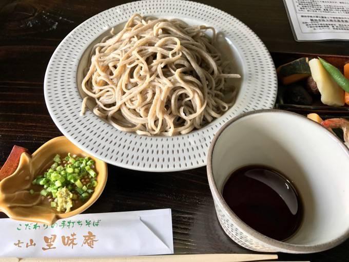 久留米市大善寺 七山里味庵 古民家で「こだわりの十割そば」究極の蕎麦を味える!