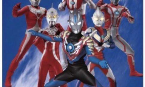 ウルトラ6ヒーローがやってくる!イオンモール福岡にウルトラ6ヒーローが大集結!!