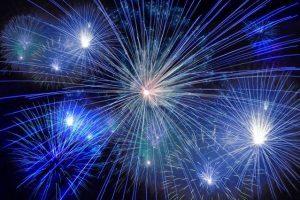 花火の産地 約8000発の大迫力の花火!「第41回 みやま納涼花火大会」
