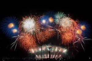 「シーサイドももち花火ファンタジア FUKUOKA」音楽花火を融合したクリエイティブな花火エンターテイメント7月開催