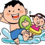 くるめ市民流水プール 平成29年7月15日(土)オープン!迫力満点ウォータースライダーで遊ぼう!