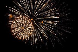 久留米市「第28回 田主丸花火大会」約4000発の花火が夜空をにぎわす!