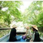 スーパーJチャンネル九州・沖縄 柳川市の川下り 全国から船頭希望者募り実技試験