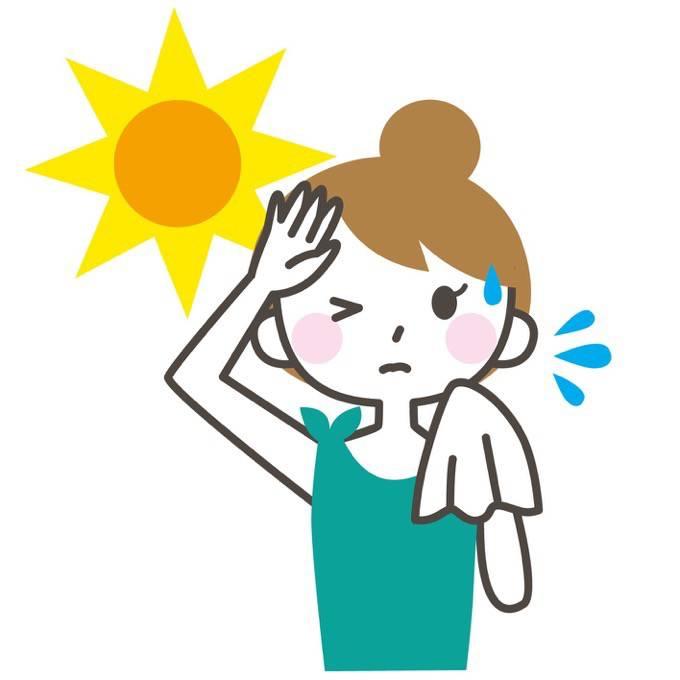 今日の全国観測値ランキング 最高気温 久留米市が1位に!37.7度!