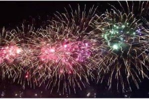 筑後川花火大会、夏の夜空が鮮やかに!動画や画像まとめ