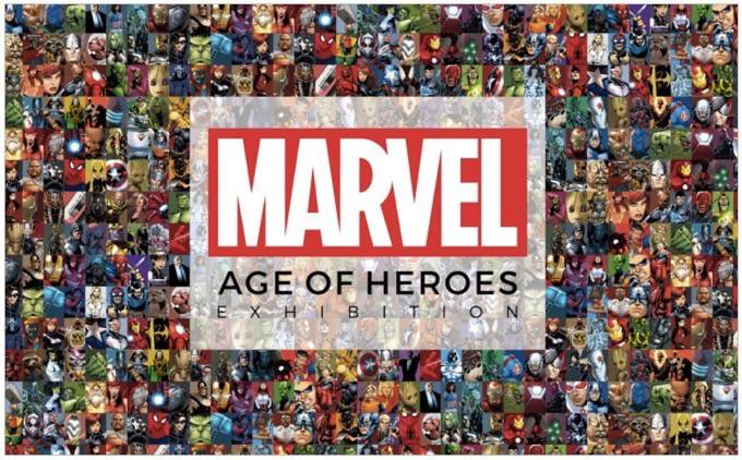 MARVELファン必見!「マーベル展 時代が創造したヒーローの世界」福岡アジア美術館にて開催