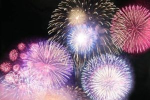 千灯明花火大祭 筑後市 水田天満宮にて8月25日開催!