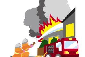久留米市火事