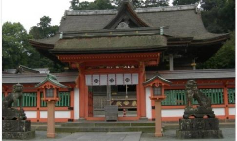 久留米市 高良大社おくんち(秋祭) 高良山年中最重儀のお祭