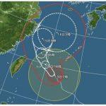 台風18号 九州へ接近の恐れ!?三連休は西日本を中心に大雨の恐れも