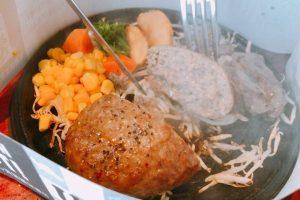 元町珈琲うふふ メニュー紹介!150種類のパフェやハンバーグが美味い!