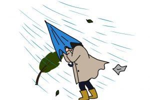台風18号の影響により花火動乱蜂や赤司八幡宮放生会奉納花火大会が延期に!中止のイベントも!