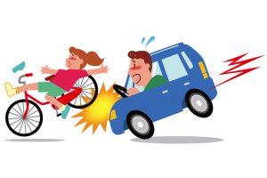 久留米市 大型貨物車と自転車が衝突 女性が死亡 ひき逃げ事件