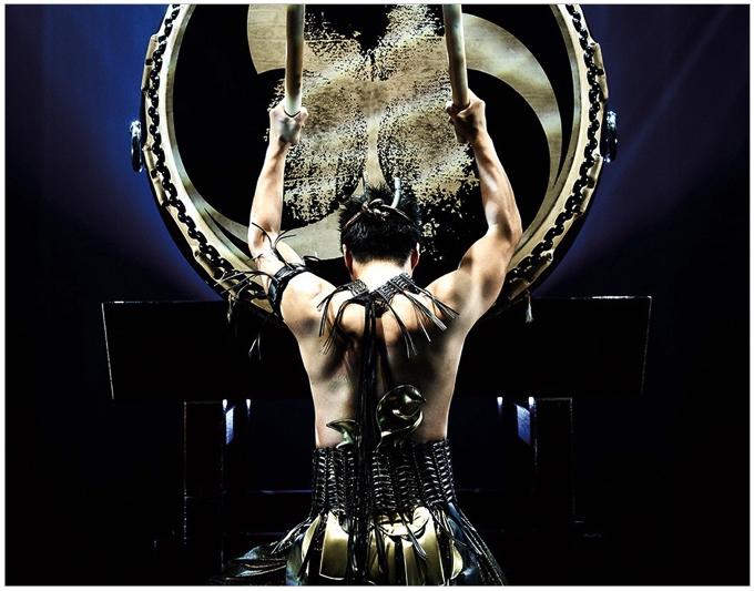 「DRUM TAO ドラムロック疾風」石橋文化ホール 全キャスト総出演による特別公演