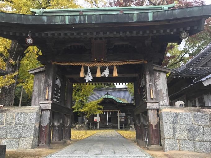 みやき町 綾部神社1
