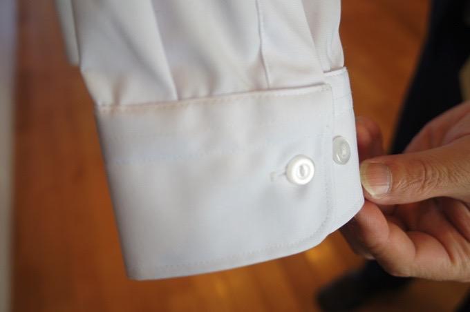 マルヒロの形状安定カッターシャツ1
