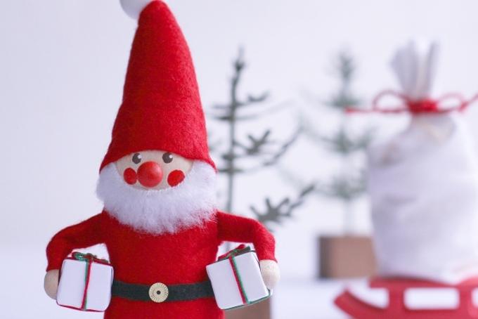 久留米市六ツ門図書館 クリスマス会 人形劇・大型絵本の読み聞かせ開催