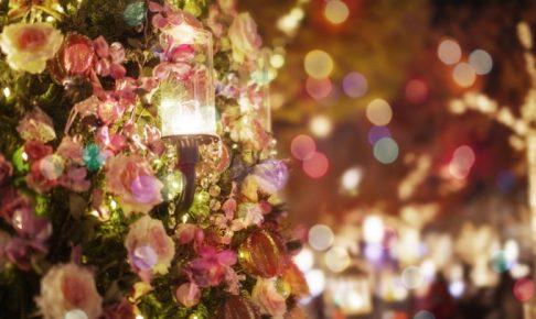 久留米市 中央図書館のクリスマス会 人形劇・パネルシアター開催