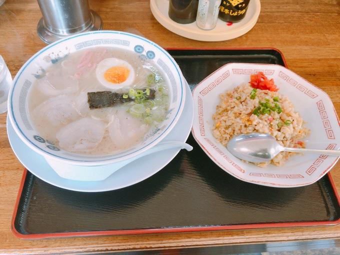 阿香のれん焼き飯セット