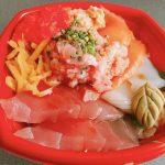 きたはら丼丸 久留米津福店 60種類以上の海鮮丼が500円均一!ボリュームたっぷりネタに驚き!
