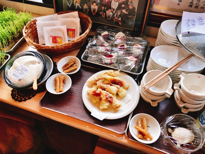 ココチ食堂 小鉢