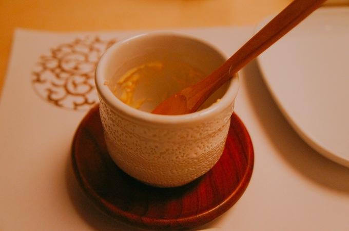 酒と飯しほうよし 茶碗蒸し完食