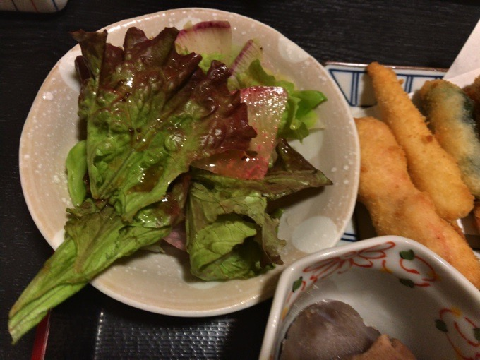 久留米市 創作和食ダイニング 櫻舞 無農薬野菜