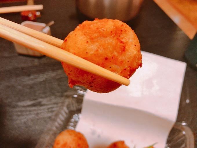 櫻舞名物「鶏なんこつ天」アップ