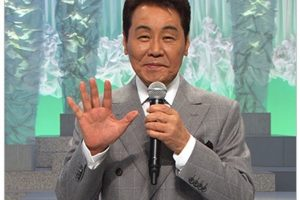 日本の名曲 人生、歌がある 五木ひろし「ほとめきの風~久留米より」を披露