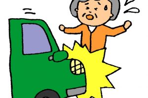 久留米市西町 交通事故 女性がはねられ死亡する事故発生