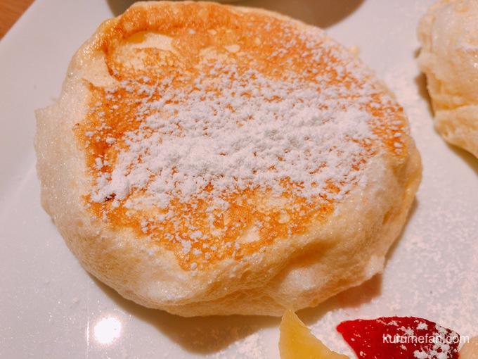 シーゾナルフルーツ パンケーキ