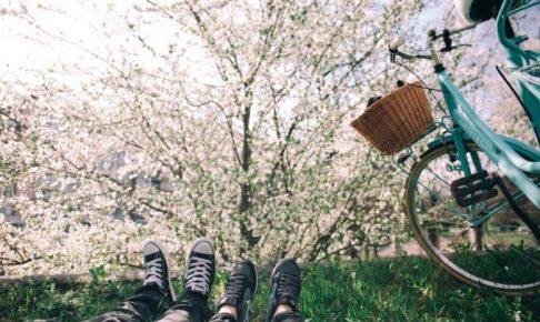 久留米 サイクルファミリーパークさくらまつり 自転車で思いっきり楽しもう!