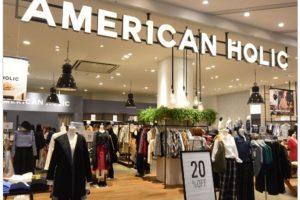 ファッション雑誌で話題のアメリカンホリックがイオンモール筑紫野オープン