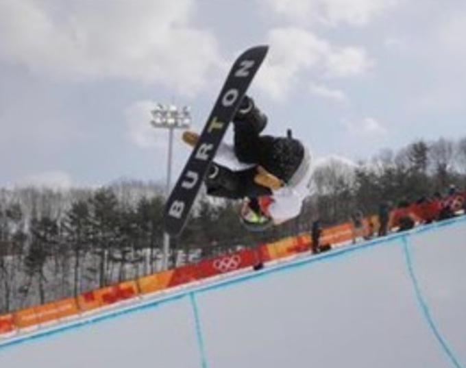 平野歩夢 銀メダル!平昌オリンピック スノーボード 男子ハーフパイプ