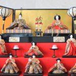 小郡市「筑後松崎油屋のひなまつり」貴重な歴史ある雛人形を展示