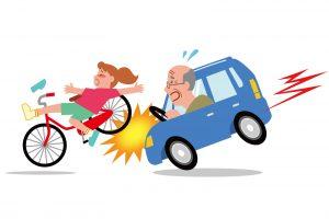 福岡県みやま市高田町 軽自動車が自転車の女性に衝突し女性死亡【交通事故】